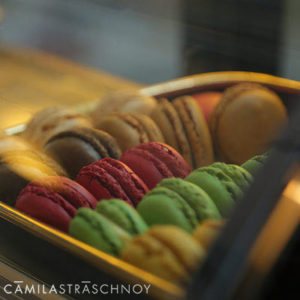French Macaroons at CREAM Parlor in Miami
