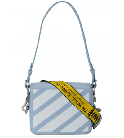 Off-White Diagonal Flap Bag The webster