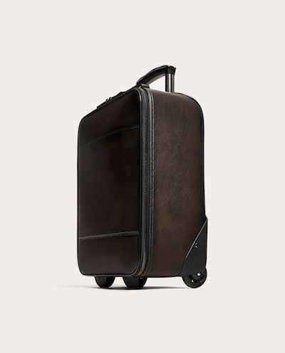 Zara Brown Trolley
