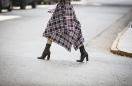 InStyle Plaid Skirts