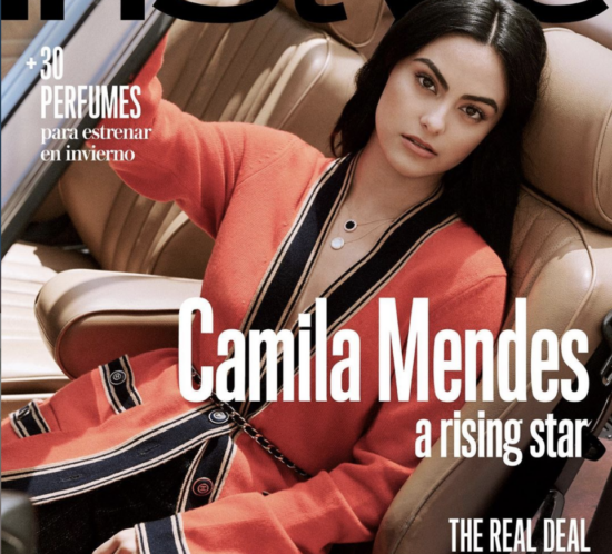 InStyle Mexico - November Issue: Scandinavian Style by Camila Straschnoy